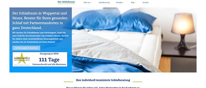 Der Schlafraum, Wuppertal