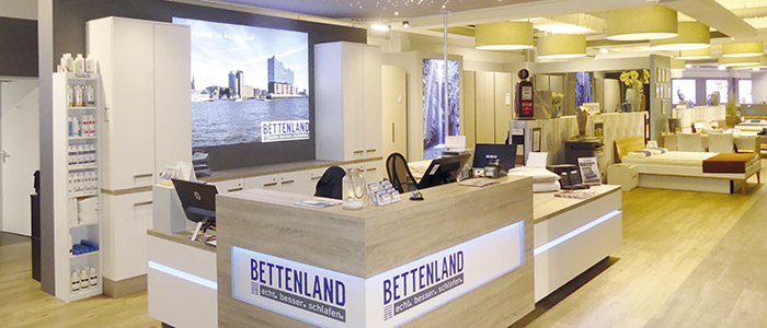 BTH Bettenland, Halstenbek