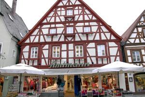 Bettenhaus Amtmann, Forchheim