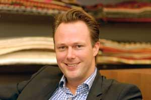 Jan Becker führt den Familienbetrieb seit 1999.