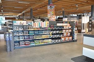 Groen & Janssen Holz-Zentrum und Fachmarkt, Leer