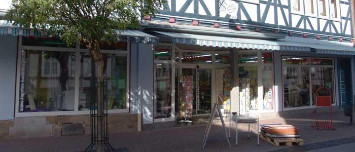 Bocksberger Fachmarkt für kreative Raumgestaltung, Sontra
