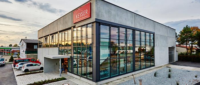 Der Raumausstatter Keyser, Straubing