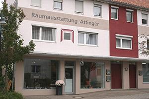 Attinger Raumausstattung, Schlierbach