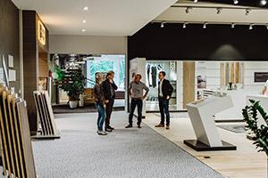 Teppichhaus Nordfriesland E. Bornhof GmbH, Husum