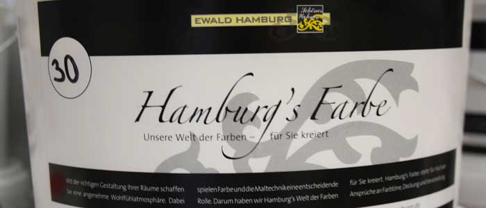 Ewald Hamburg, Hamburg