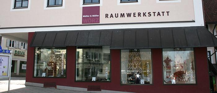 Raumausstattung Wörz, Rettenberg