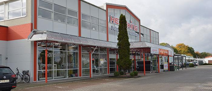 Heineking Fachmarkt für Raumgestaltung, Landesbergen