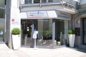 Das Hauptgeschäft der Fred Feiter Innenausstattung steht in Erkelenz, eine Filiale betreibt Feiter in Jülich.