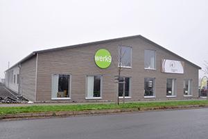 Seit 2011 gibt es die gemeinsame Ausstellung auf 320 m² in Petersberg bei Fulda.