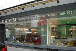 Raumgestaltung Tilo Ramm, Frankfurt/Main
