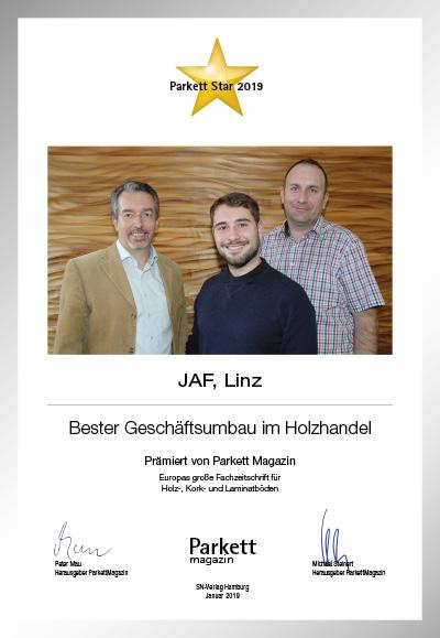 J. u. A. Frischeis Linz GesmbH