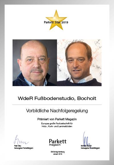 WdeR Fußbodenstudio GmbH