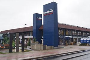 Bauzentrum Sandhack, Schenefeld