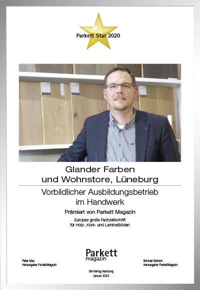 Glander Farben und Wohnstore e.K.