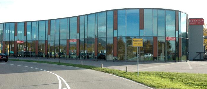Hettich, Kuppenheim