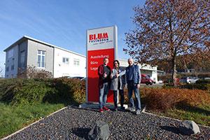 Fußboden Blum, Kalbach