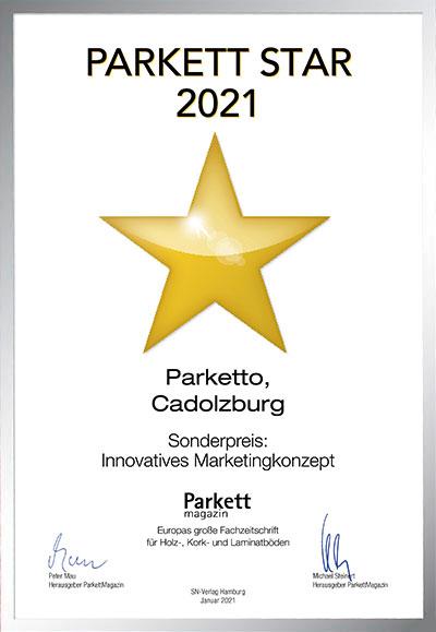 Parketto Bodenhaus GmbH & Co. KG