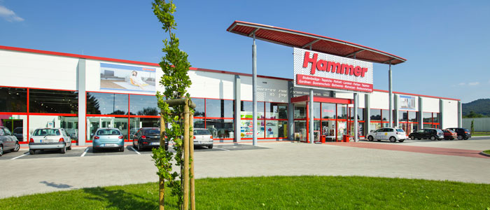 Hammer Heimtex-Fachmärkte, Porta Westfalica