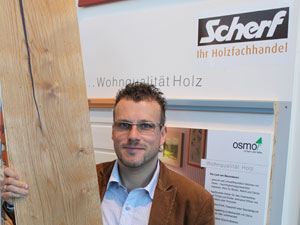 Manfred Scherf Holzfachhandel