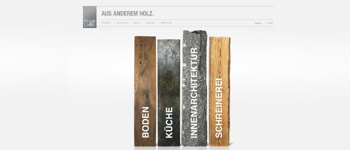 Schreinerei Josef Eham GmbH, Hausham