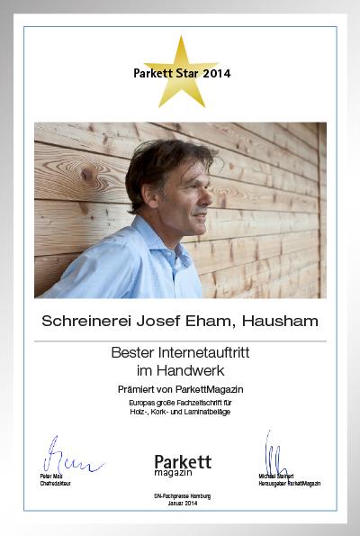 Schreinerei Josef Eham GmbH