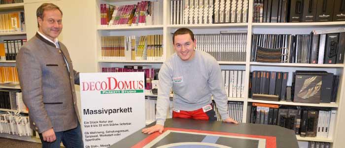 DecoDomus Erhard, Nördlingen