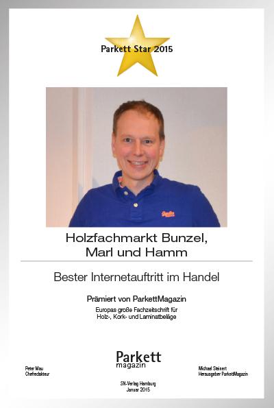 Holzfachmarkt Bunzel GmbH & Co. KG