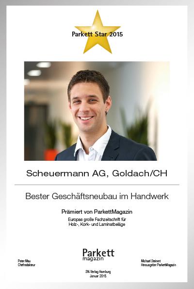 Scheuermann AG