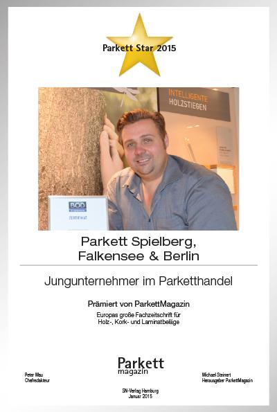 Parkett Spielberg