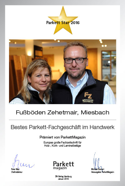 Fussböden Zehetmair GmbH
