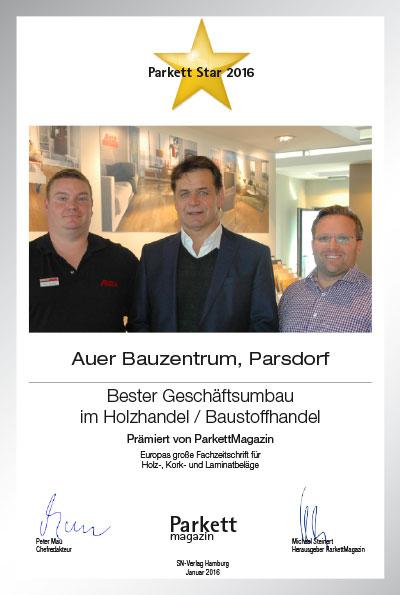 Auer Baustoffe GmbH & Co. KG