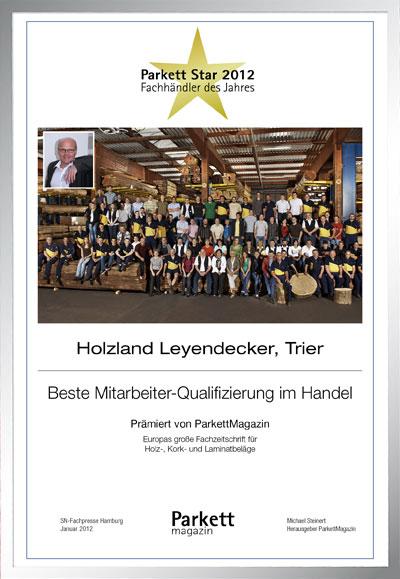 Holzland Leyendecker
