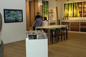 Holz-Studio Oberacher in Oberndorf, Österreich
