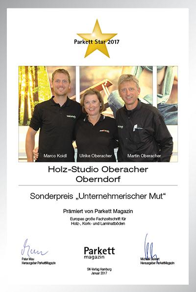 Holz-Studio Oberacher
