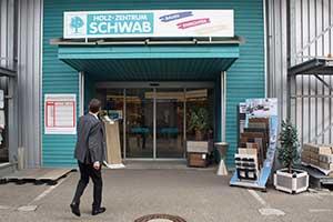 Holz-Zentrum Schwab, Hockenheim