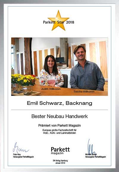 Parkett & Bodenbeläge Emil Schwarz GmbH