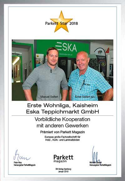 Eska Teppichmarkt GmbH