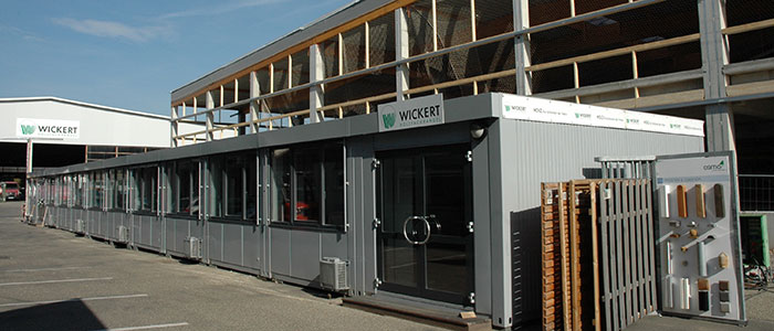 Holzfachhandel Wickert, Landau