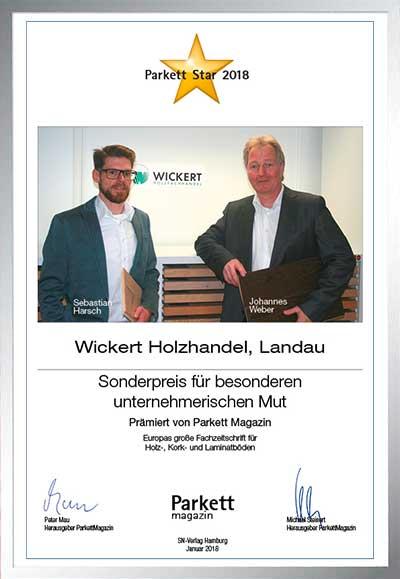 Wickert Holzfachhandel GmbH & Co. KG