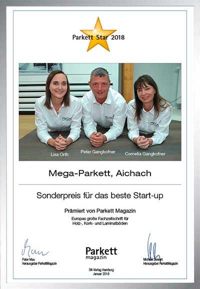 Mega Parkett GmbH & Co KG