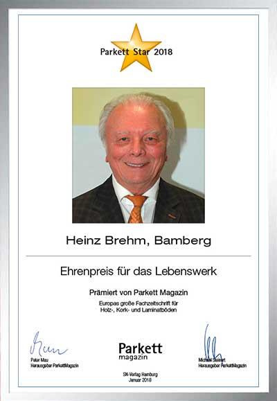 Heinz Brehm